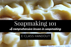 Mossy Creek Soapmaking 101 Classes