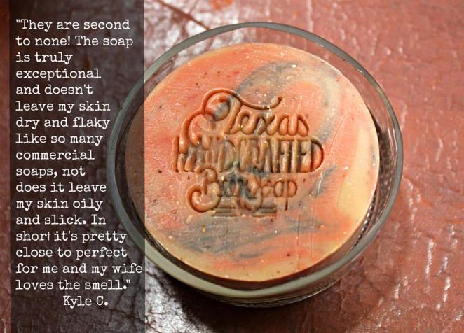 Texas Beer Soap Co