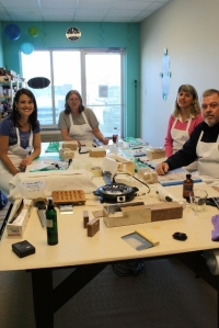 soapmaking classes