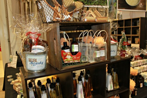 Mossy Creek Soap Studio, Mistletoe Market Pictures