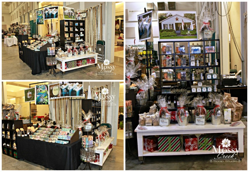 Craft show display ideas soapmaking made easy for How to display wood signs at craft show