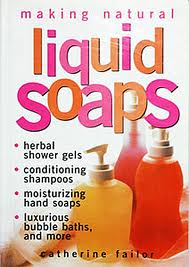 Liquid Soapmaking Book