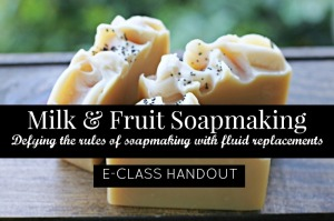 Mossy Creek Soap Milk Soapmaking eclass